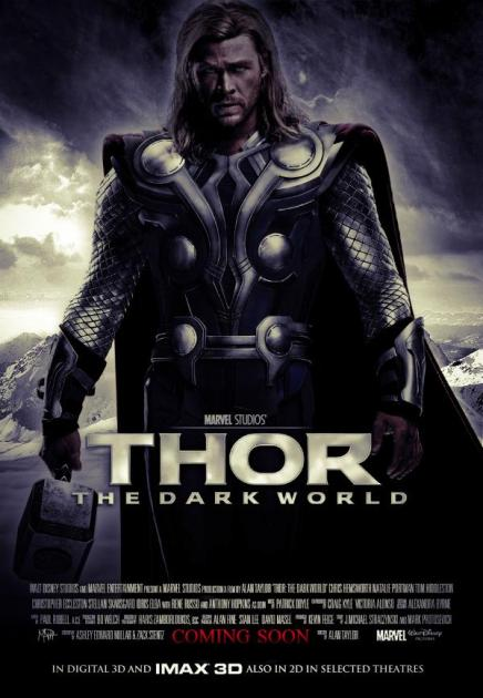 The first movie sucked, but Thor is so lovable that I'm willing to give his ass another chance.