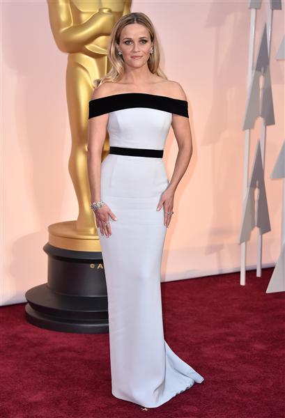 Reese Witherspoon rocked a classy Tom Ford dress